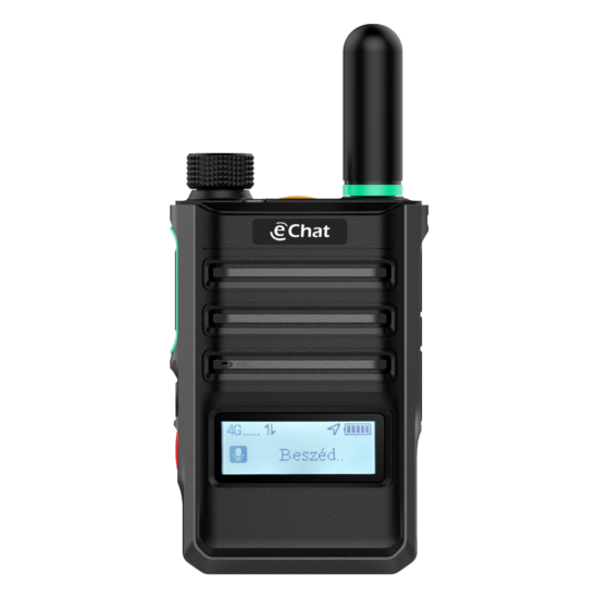 ZTE eCHAT E350 POC IP radio
